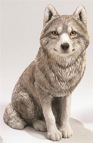 This is a WHAP favorite Wolf figurine.