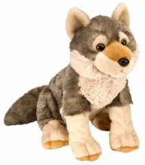 Great size and price for this Plush Wolf