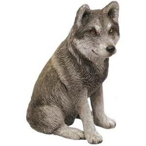 New critically endangered Mexican Gray Wolf Figurine.
