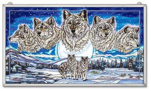 New from the Wolf Pack Collection, Artist is Al Agnew