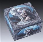 View details for this Wolf Protector Mirror Box