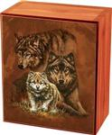 View details for this Wolf Cub Small Cedar Box