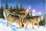 View details for this Wolf Song Christmas Cards