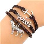 View details for this Wolf Wish Bracelet