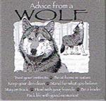 View details for this Advice from a Wolf Magnet