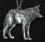 View details for this Alpha Wolf Necklace