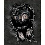 View details for this Breakthrough Wolf Queen Signature Blanket