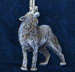 View details for this Call of the Wild Wolf Necklace