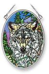 View details for this Cautious Apprehension Wolf Art