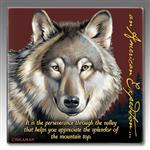 View details for this Gray Wolf Stone Coasters