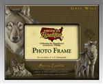 View details for this Gray Wolf Photo Frame