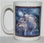 View details for this Heart and Soul Wolf Mug