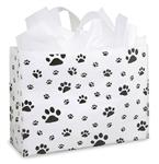 View details for this Large Paw Print Gift Bag