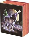 View details for this Lone Wolf Small Cedar Box