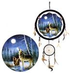 View details for this Wolf Mandella with Dreamcatcher