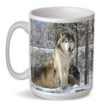 View details for this Niko Akni Wolf Mug