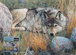 View details for this One to One Wolf Puzzle