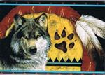 View details for this Pathfinder Wolf Magnet