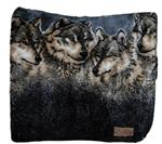 View details for this Pewter Wolves Blanket