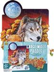 View details for this Wolf Puzzle 50pc