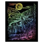 Howling Wolves Rainbow Engraving Kit