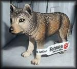 View details for this Schleich Wolf 14249