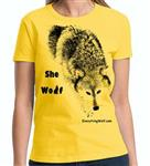 View details for this She Wolf T Shirt - XXXL