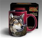 View details for this Signature Series Stoneware Wolf Mug