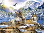 View details for this Snow Wolf Puzzle