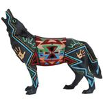 View details for this Tribal Wolf Figurine