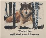 View details for this Wa-ta-chee Wolf T Shirt - L