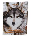 View details for this Waya Flat Wolf Magnet