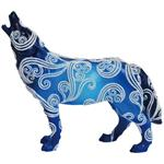 View details for this Winter Winds Wolf Figurine