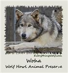 View details for this Woha Wolf T Shirt - XL