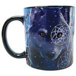 View details for this Wolf Dreamcatcher Mug