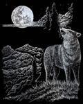 View details for this Wolf Moon Engraving Kit
