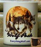 View details for this Wolf Pack Color Changing Mug
