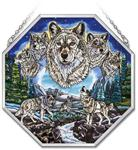 View details for this Wolf Pack Octagon Window Panel