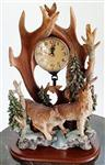View details for this Wolf Pendulum Clock