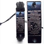 View details for this Wolf Prayer Bracelet