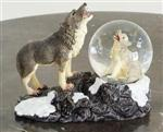 View details for this Wolf Snowglobe I