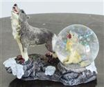 View details for this Wolf Snowglobe II