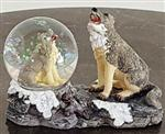 View details for this Wolf Snowglobe III