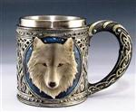 View details for this Wolf Stainless Steel Mug