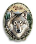 View details for this Wolf Money Clip