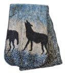 View details for this Wolf Wool Scarf