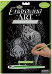 Wolves in Trees Engraving Kit