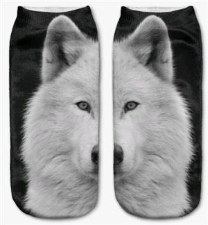 New and really unique Wolf socks.