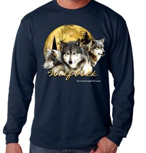 New Exclusive Design with our beautiful Wolves.