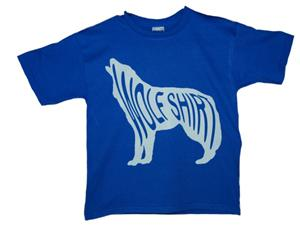 Cool Wolf Design for Kids